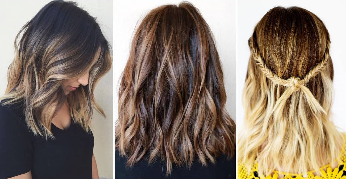 haircut for medium length hair